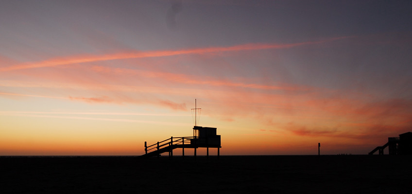 St. Peter Ording Shadow